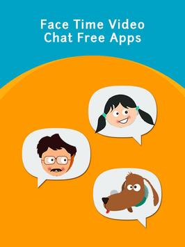 Face Time Video Chat Free Apps apk screenshot