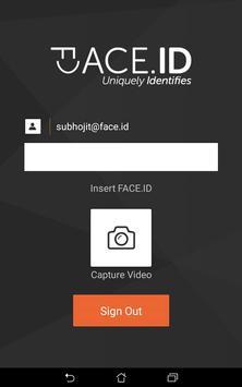 FACE.ID apk screenshot