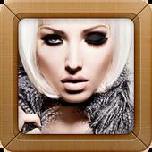 Gothic Makeup icon