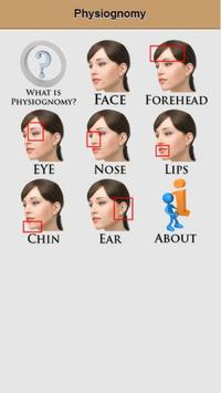 Face Reading Physiognomy poster