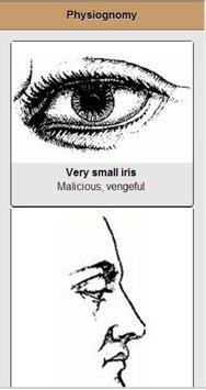 Face Reading Physiognomy apk screenshot