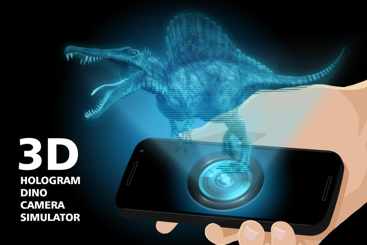 3d hologram dino simulator apk download free simulation game for android. Black Bedroom Furniture Sets. Home Design Ideas