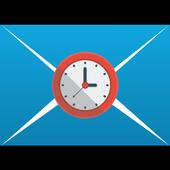 Chrono Text icon
