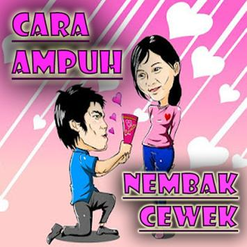 Cara Nembak Cewek poster