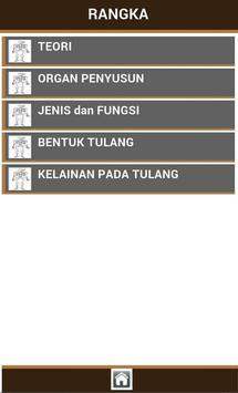 Sistem Rangka apk screenshot