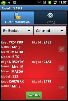 AutoSoft SMS apk screenshot