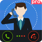 Fake voice Call PRO icon