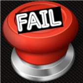 Fail Button icon