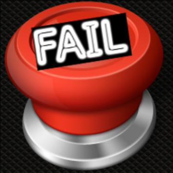 Fail Button apk screenshot