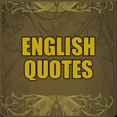 English Quotes icon