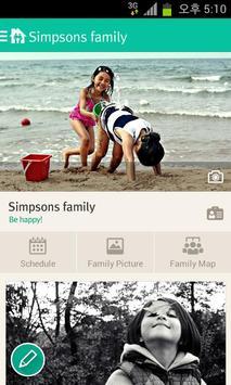 Familybook apk screenshot
