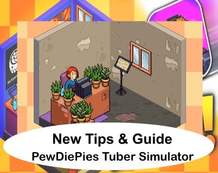 Tips PewDiePie Tuber Simulator apk screenshot