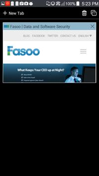 Fasoo Explore apk screenshot