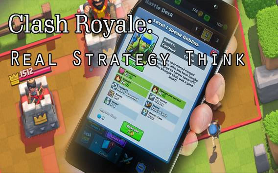 Guide for Clash Royale new poster