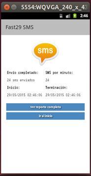Envios masivos SMS 1.0 apk screenshot