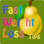 Fast Weight Loss Tips icon