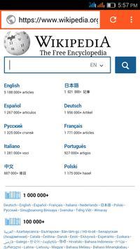 fast and smart browser apk screenshot
