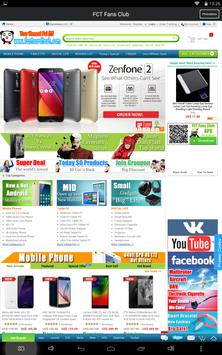 Fastcardtech Fans Club apk screenshot