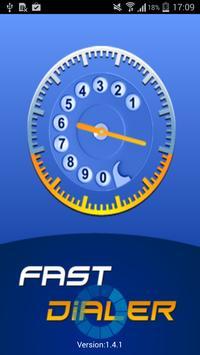 Fast Dialer poster
