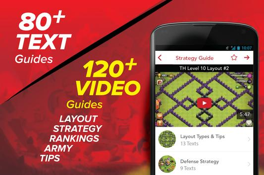 Guide for Clash of Clans : COC apk screenshot