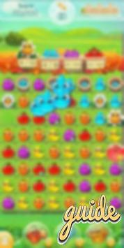 Complete Guide Farm Hero Saga apk screenshot