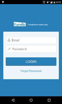 Farmflo Touch poster