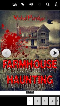 Farm House Haunting - 18+ poster