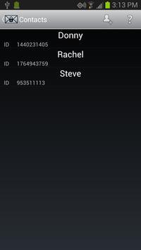 Cipher Message apk screenshot