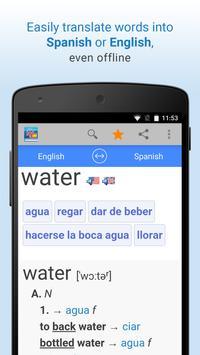 English-Spanish Translation poster