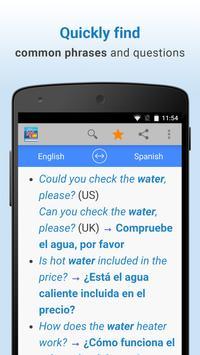 English-Spanish Translation apk screenshot