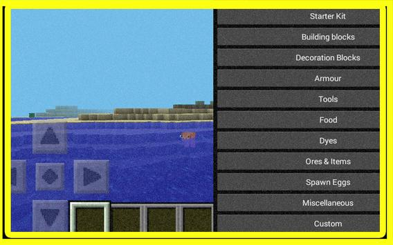 Too Many Toolbox Item MOD MCPE poster