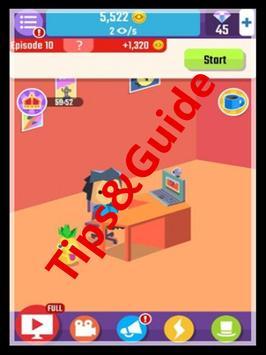 Guide Vlogger Go Viral Clicker poster