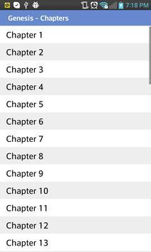 Holy Bible - Updated KJV Free apk screenshot