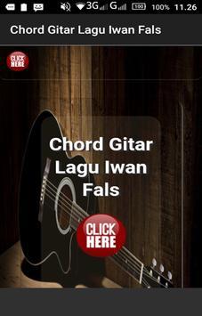 Chord Gitar Lagu Iwan Fals poster