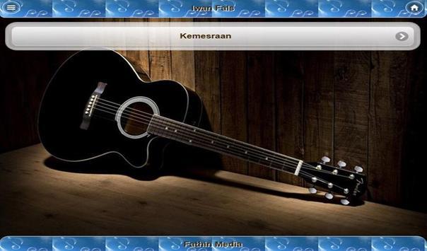 Chord Gitar Lagu Iwan Fals apk screenshot