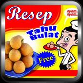 Resep Tahu Bulat icon