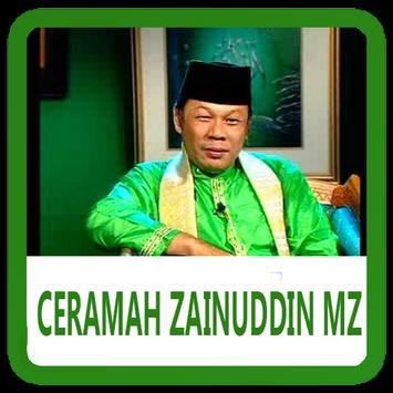 Ceramah Islam KH. Zainuddin MZ poster