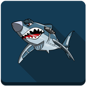 Robot Shark User icon