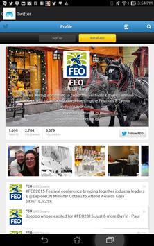 FEO Conference apk screenshot