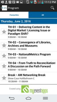 CLA National Forum apk screenshot