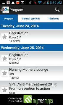 Canadian Paediatric Society apk screenshot