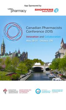 Canadian Pharmacists Conf. poster