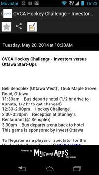 CVCA 2014 Annual Conference apk screenshot