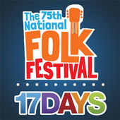 National Folk Festival/17DAYS icon