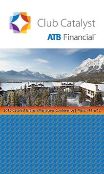ATB Branch Managers Conference poster