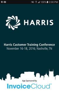 Harris - HCTC poster