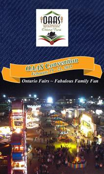 OAAS Convention poster