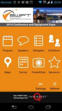 SWIFT Conference apk screenshot