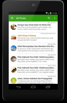 Muslim.or.id apk screenshot