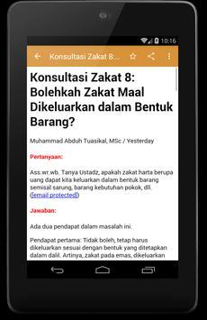 Rumaysho.com apk screenshot